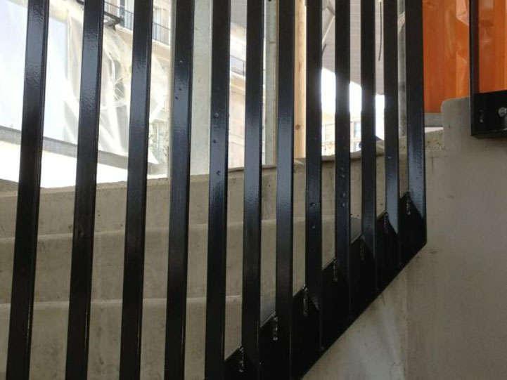 Multi steel conceptions m talliques sur mesure for Barreaudage fenetre